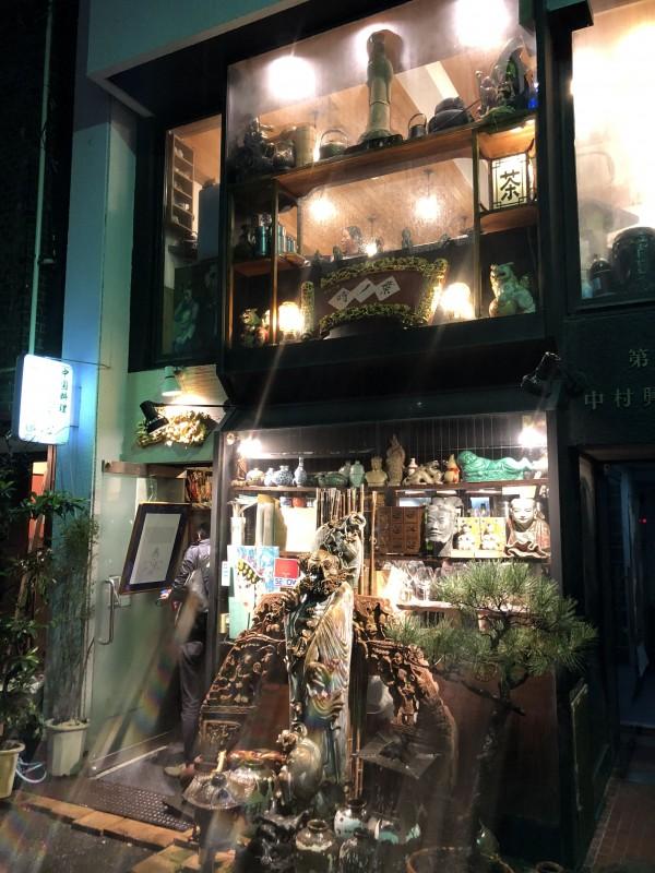 大阪、新町のミシュランビブグルマン「茶酔楼時ノ葉」で中華料理を食べる。