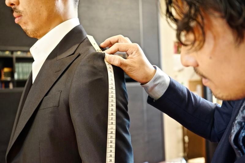 オーダースーツにおいて出来上がりの差となる最も重要な要素とは?