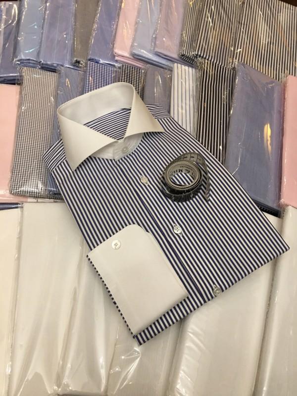 オーダースーツの着こなしを完成させるオーダーシャツ。只今オーダーシャツフェア開催中でPaypayキャッシュバックキャンペーンを併用するとさらにお得です。