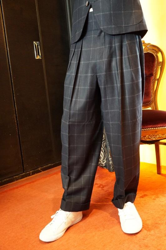 自由度の高いお洒落なオーダースーツで成人式はオンリーワンに。